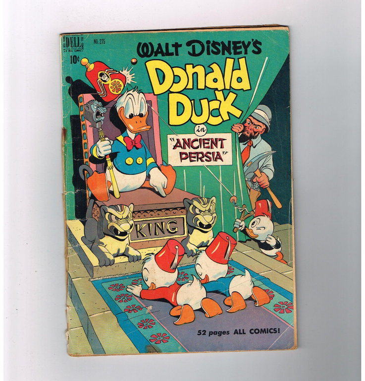 FOUR-COLOR-V2-275-Walt-Disneys-Donald-Duck-stars-in-this-1950-Gold-Age-find-301765488160.jpg